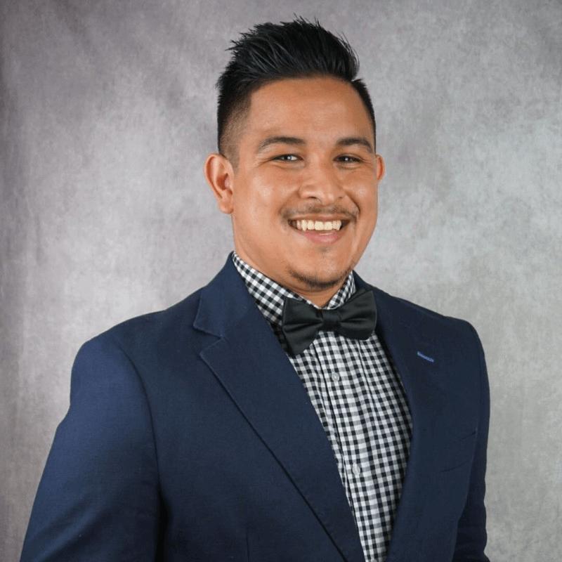 Apprentice, Christian Tovar-Vargas